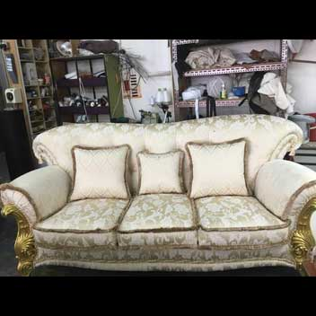 3 seater sofa upholstery
