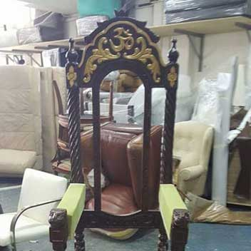 Spoilt Upholstery Chair B Singapore