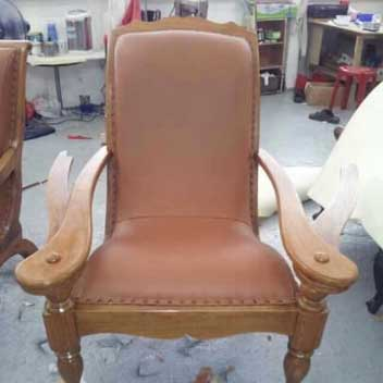 Spoilt Upholstery Chair D New