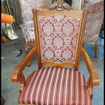 chair upholstery Singapore